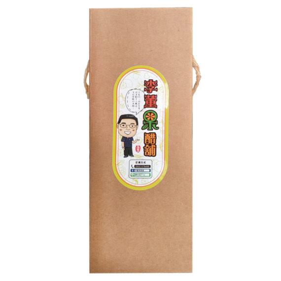 果醋禮盒1入,陳年醋
