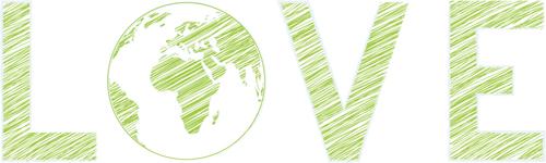 愛護地球,環保