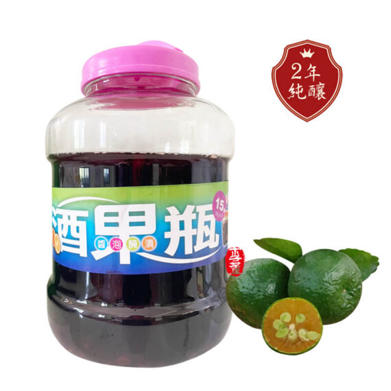 香檬酵素原液,李董果醋莊園