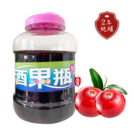 蔓越莓醋,純釀果醋,李董果醋莊園